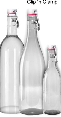 Turn ordinary bottles into Swing Tops...