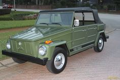 VW Thing, had one of these while stationed in Hawaii