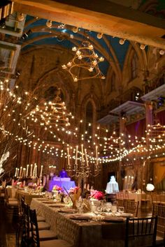 The gorgeous Angel Orensanz Foundation Center in NYC! {Image Singuliere}
