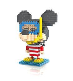 LOZ Diving Mickey Building Blocks //Price: $5.95 & FREE Shipping //     #loz #lozblocks #toys #kids #building #blocks #lego