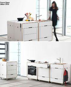 Cooking Lean: 13 Mini, Mobile, Modular
