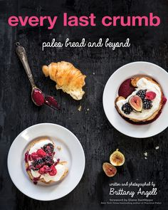 Blueberry pancakes paleo