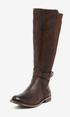 Ostrand Buckle Boot