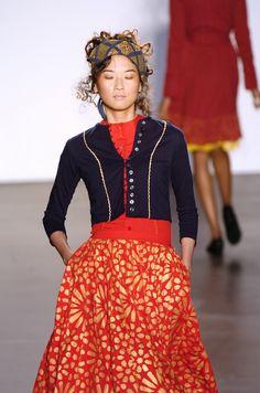 Project Alabama at New York Fashion Week Spring 2006