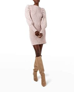 Lovesong Sweater Dress 2