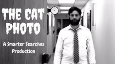 The #cat photo is our most recent short #film. Check out our take on this mysterious #social media phenomenon. #SmarterSearches #thinksmarter