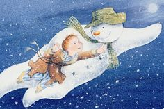 Born on this day in 1934, Raymond Briggs was an artist with vision, whose contributions often challenged our own ideas of mortality.