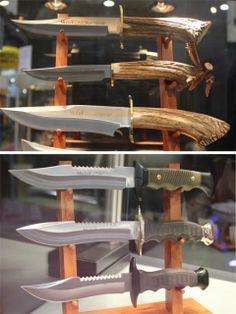 MUELA KNIVES, así podrás hacer tu colección, en nuestra tienda: www.nuevasuiza2.com