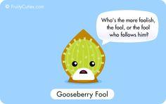 Who's the more foolish?