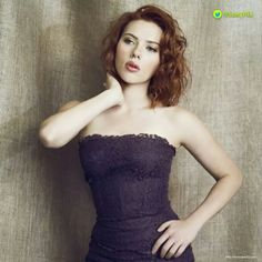 There really is no comparison when it comes to Scarlett Johansson, agreed?