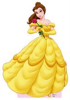 disney princesses clipart - Google Search