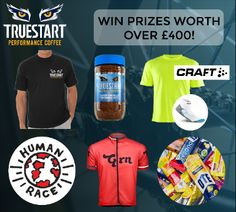 WIN this awesome cycling bundle by entering TODAY & get additional entries for sharing!