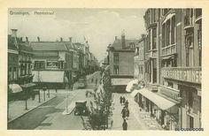 Herestraat, het brede gedeelte, 30er jaren