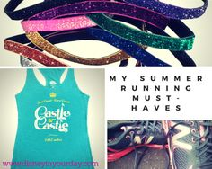 My Summer running Must-Haves: clothing, shoes, gear, and more!