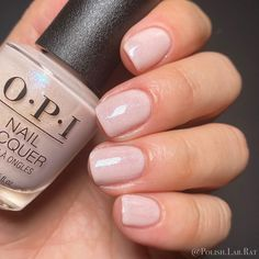 """⚜️ Larissa ⚜️ on Instagram: """"""""From Dusk Til Dune"""" by @opi - Summer 2021 """"Malibu"""" Collection. This color is shown in 3 coats, slide to see the coat build up. This is a…"""" Opi Nail Polish Colors, Opi Nails, Glitter Nails, Nail Envy, War Paint, Swag Nails, Pedicure, You Nailed It, Nail Art"""