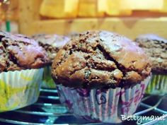 Csokis-Fahéjas Muffin | Betty hobbi konyhája Muffin, Hobbit, Breakfast, Food, Morning Coffee, Essen, Muffins, Meals, The Hobbit