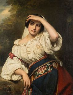 Posts about Genre Painting written by Classic Paintings, Old Paintings, Beautiful Paintings, Renaissance Kunst, Renaissance Paintings, Rennaissance Art, Franz Xaver Winterhalter, Historical Art, Classical Art
