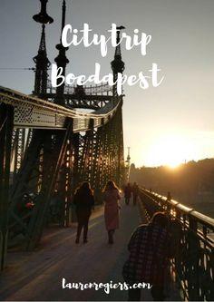 Mijn eerste reis dit jaar was een citytripje naar het prachtige Boedapest. Ook van plan binnenkort naar de hoofdstad van Hongarije te trekken? Lees dan zeker verder voor enkele tips!