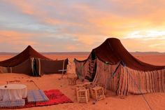 Western Sahara, a country just below Morocco & most Moroccan people will insist that it belongs to them although the UN has sanctioned it to be it's own nation Bedouin Tent, Mekka, Desert Life, Western Sahara, Africa Art, The Beautiful Country, Arabian Nights, North Africa, Dune