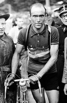 Fiorenzo Magni rode for WilierTriestina 1949 to 1950.