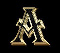 Letter D Tattoo, Letter Art, S Alphabet, Monogram Alphabet, Fancy Letters, Gold Letters, Monogram Design, Monogram Logo, Minnesota Vikings Wallpaper