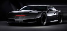 Knight Rider Concept