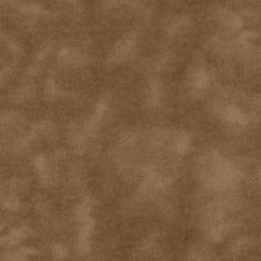 "A E Nathan 108"" Wide Mottled Flannel Brown from @fabricdotcom  This double napped flannel fabric is soft on both sides, and makes the perfect quilt backing."