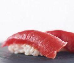 Cómo cortar el atún para sushi #recetas #pescado #sushi