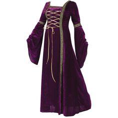 Medieval Dress found on Polyvore