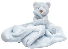 Jellycat Beginnings Bebe Blue Bear Soother