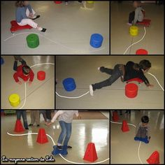 Grafismes vivenciant amb el cos i després plasmar sobre paper Gross Motor Activities, Gross Motor Skills, Sensory Activities, Classroom Activities, Physical Activities, Physical Education, Toddler Activities, Pediatric Physical Therapy, Pediatric Ot