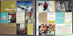 March 2014 Layouts