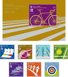Paul Smith Olympic Stamps!