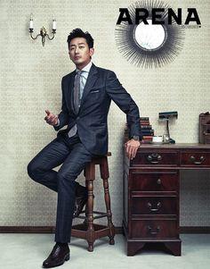 Lee Byung Hun, Jung Woo, Stuff And Thangs, K Idol, Guy Pictures, Dream Guy, Gentleman Style, Man Crush, Korean Actors