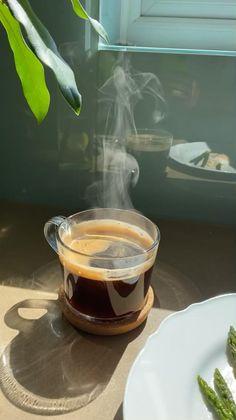 Coffee And Books, Coffee Art, Coffee Shop, Good Morning Coffee Gif, Coffee Break, Night Coffee, Coffee Flower, Food Vids, Foto Blog