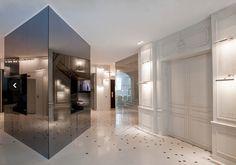 Hotel La Maison interior by MMM