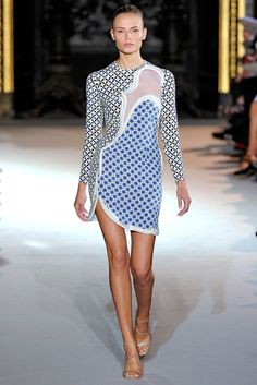 Stella McCartney | Spring 2012 Ready-to-Wear Collection | Style.com