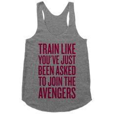 Awesome workout shirts