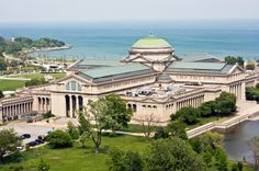 Hyde Park - Museum of Science and Industry Chicago. When I was a boy, this was my favorite hangout. I spent a lot of time at that large model train layout and the coal mine exhibit.