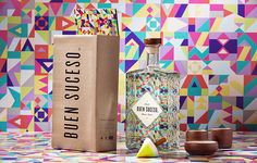 Buen Suceso on Packaging Design Served
