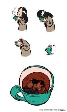 I make comics and illustrations. In exchange for money, I will make comic or illustrations for you. Coffee Girl, Coffee Is Life, I Love Coffee, My Coffee, Morning Coffee, Coffee Lovers, Coffee Talk, Coffee Humor, Coffee Quotes