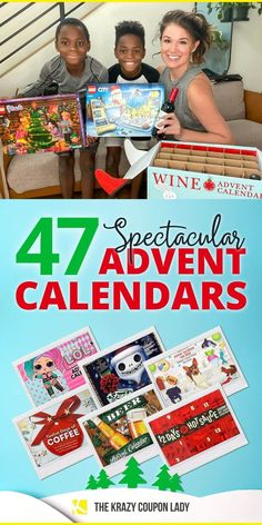 Looking for the best Advent calendars for kids or even the most fun Advent calendars for adults? Christmas Advent calendars for kids and adult Advent calendars can get pretty expensive- this big list of creative Advent calendar deals helps you save money. Start a new family tradition with an Advent calendar for each person in your family, tailored to their interests! Wine Advent calendars, coffee, LOL Surprise, Lego Advent calendars, Harry Potter, dog treats- even a hot sauce advent… Adult Advent Calendar, Harry Potter Advent Calendar, Star Wars Advent Calendar, Advent Calendars For Kids, Kids Calendar, Nutcracker Christmas, Christmas Fun, Aldi Wine