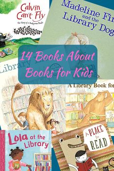 This is the perfect list of books about books. Lola at the Library, A Library books for Bear, Bunnies Book Club and so many more adorable reads. Book Lists, Book Club Books, Reading Lists, Children's Books, Books To Read, Library Books, Writing A Book, Nonfiction, Book Lovers