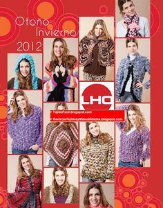 Revistas: Tejidos y Manualidades: Revista: LHO Otoño-Invierno 2012