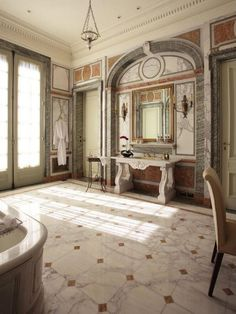 Gorgeous #bathroom