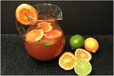 Sangria Mocktail Recipe