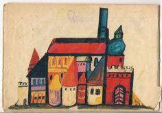 """title: Kłopoty króla Gwoździka (polish) 1969 Illustration: Barbara Dutkowska Author: Igor Sikirycki Wydane: """"Nasza Księgarnia"""", Warszawa, Polska, . Wydanie I."""