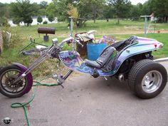 VW/Harley Trike...  Niiice