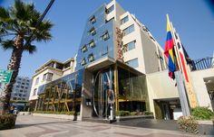 Hotel Ankara, Viña del Mar, Chile  www.ha.cl