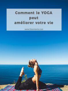 Découvrez comment le yoga améliore votre santé physique et mentale, tout en apportant plus de sens et de conscience à votre vie. Easy Meditation, Relaxation Meditation, Relaxing Yoga, Bhakti Yoga, Ashtanga Yoga, Vinyasa Yoga, Advanced Yoga, Meditation Techniques, Mind Tricks